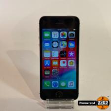 Apple iPhone SE 16GB Space Grey | Gebruikt