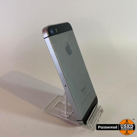 iPhone SE 16GB Space Grey | Gebruikt