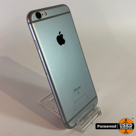 iPhone 6S 16GB Space Gray | Nette Staat