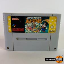Super Nintendo Super Nintendo Game: Super Mario All Stars (losse cassette)