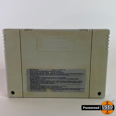 Super Nintendo Game: Super Mario All Stars (losse cassette)