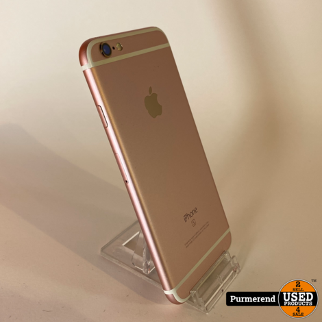 iPhone 6s 64GB Rose Gold | Touch-ID Defect