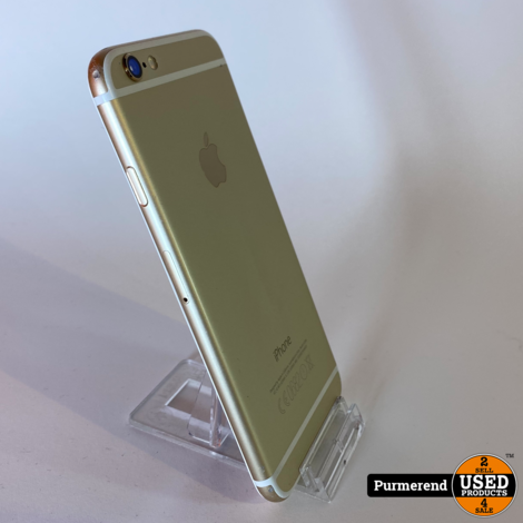 iPhone 6 64GB Goud | Touh-ID Defect