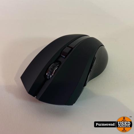 Draadloze Muis Zwart | Nieuw