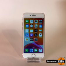 Apple iPhone 7 32GB Rose Gold | Gebruikt