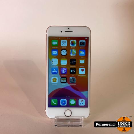 iPhone 7 32GB Rose Gold | Gebruikt