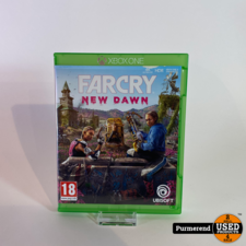 XBOX XBOX One Game: Farcry New Dawn