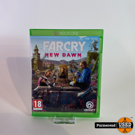 XBOX One Game: Farcry New Dawn
