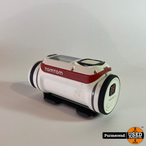 TomTom Bandit Action Camera 4K & GPS | Goede Staat