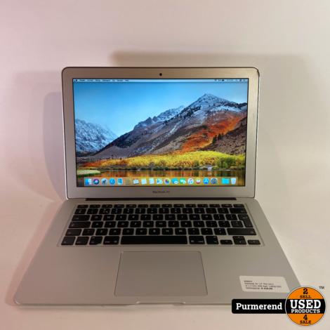Macbook Air 13'' Mid 2013 i5 1,3 GHz 4GB Ram 128GB SSD