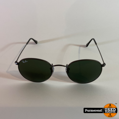 Ray-Ban Round Metal RB3447 029 20-21 | Nieuw