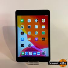 Apple iPad Mini 4 64GB WiFi/4G Space Gray   Nette Staat