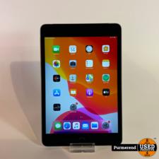Apple iPad Mini 4 64GB WiFi/4G Space Gray | Nette Staat