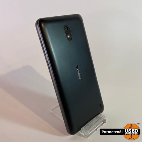 Nokia 2 8Gb Zwart   Goede Staat