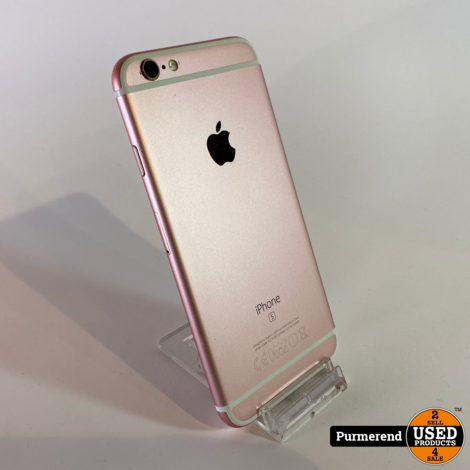 iPhone 6s 16GB Rose Gold | Nette Staat