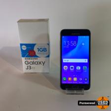 Samsung Samsung Galaxy J3 2016 8GB | Nette Staat