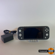 Nintendo Nintendo Switch Lite Grijs | Goede Staat