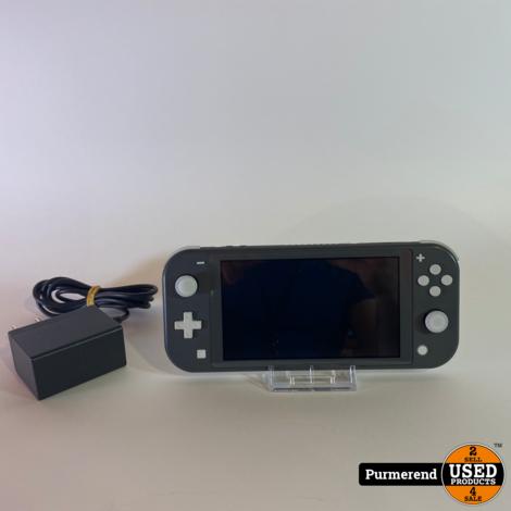 Nintendo Switch Lite Grijs | Goede Staat