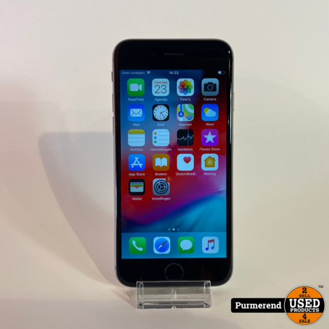 iPhone 6 64GB Space Gray | Zeer Nette Staat