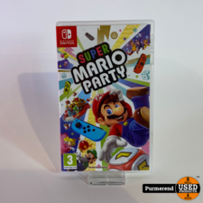 Nintendo Nintendo Switch Game: Super Mario Party