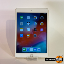Apple iPad Mini 3 Goud 64GB | Nette Staat