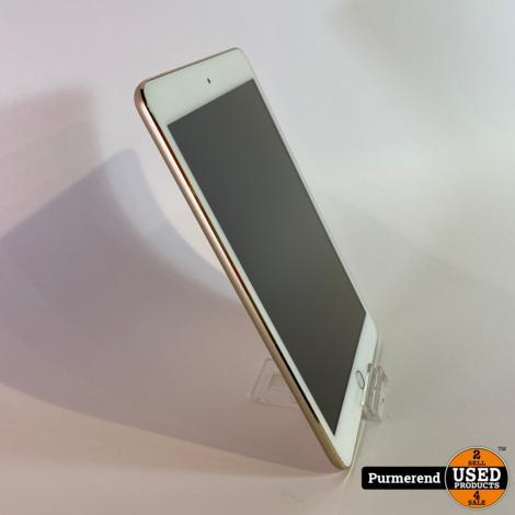 iPad Mini 3 Goud 64GB | Nette Staat