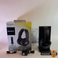 Sony Sony MDR-RF865RK Wireless Koptelefoon | Gebruikt