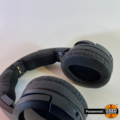 Sony MDR-RF865RK Wireless Koptelefoon | Gebruikt