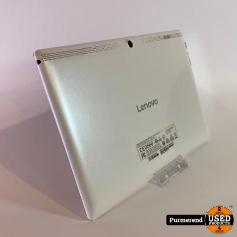 Lenovo TB2-X30F 16GB Wit | Goede Staat