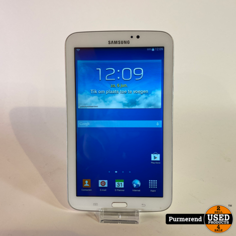 Samsung Tab 3 7.0'' 8GB Wit | Goede Staat