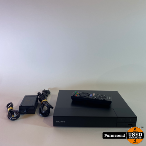 Sony BDP-S1700 Blu-Ray Speler | Nieuw Staat