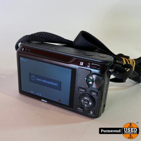 Nikon J1 Camera + Nikkor 10-30MM Lens 2 accu's
