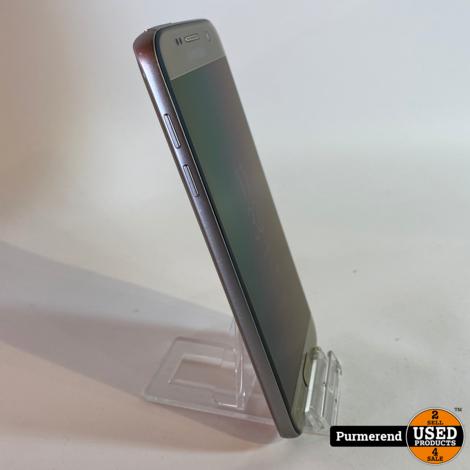 Samsung Galaxy S7 32GB Goud | Screen Burn + Achterkant gebarsten