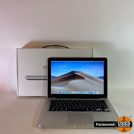 Macbook Pro 13'' Mid 2012 2,5 GHz 4GB Ram 500GB HDD