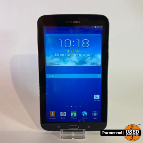 Samsung Galaxy Tab 3 Lite 7'' 8GB Zwart    Goede Staat