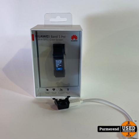 Huawei Band 3 Pro Smartwatch | Nette Staat