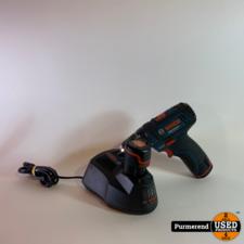Bosch Bosch Accuboormachine GSR 10,8-2-Li incl. 2 accu's | Nette staat