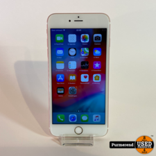 Apple iPhone 6s Plus 16GB Rose Gold | Nette Staat