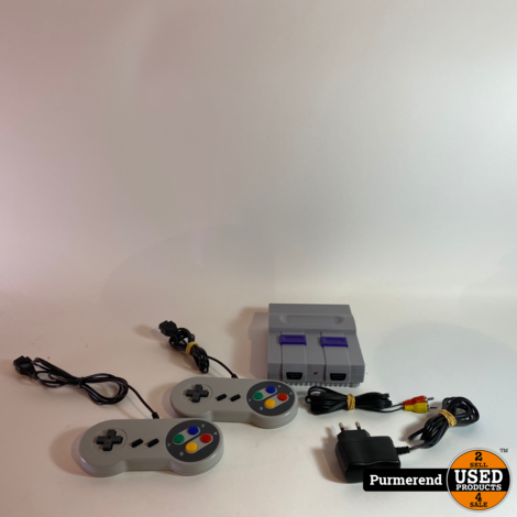 Game Console SN-XX | Nette Staat