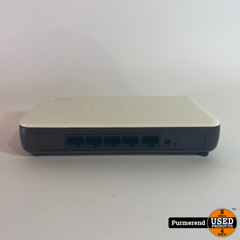 Sitecom Wi-Fi Accesspoint N300 Switch | Goede Staat