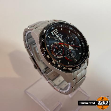 Pulsar Chronograph Solar PZ5019X1 Horloge | Gebruikt