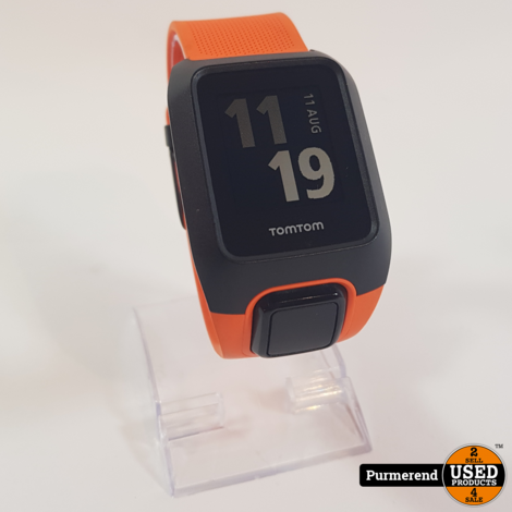 TomTom Adventurer GPS Horloge | Nette staat