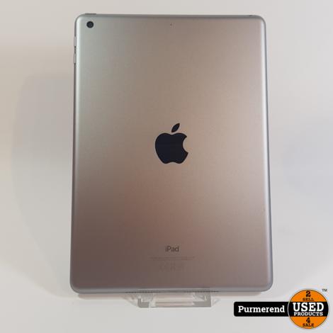 iPad 2018 (6th Gen) 32GB Space Grey | In nette staat