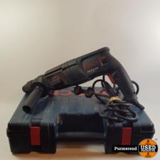 Bosch GBH 2-26 DFR Compleet in Koffer