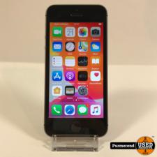 iPhone SE 32GB Space Grey | Gebruikte staat