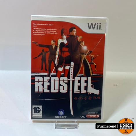 Nintendo Wii Game: Redsteel