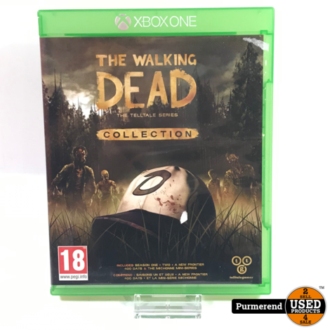 XBOX One Game : The Walking Dead The Telltale Series