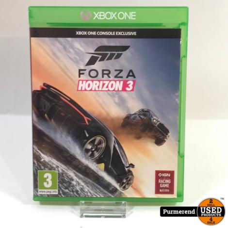 XBOX One Game : Forza Horizon 3