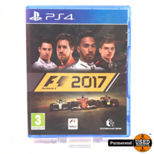 PS4 Game : F1 2017