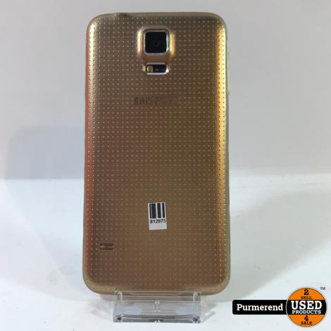 Samsung Galaxy S5 Neo Gold 16GB | Gebruikte staat